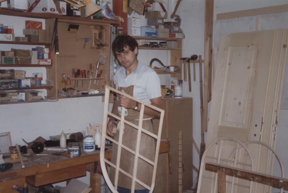 Ludwig Josef - Falegnameria dal 1991 a Montagna/Alto Adige per ...